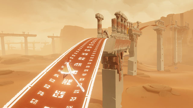 Journey Coming to PC on June 6th via Epic Games Store