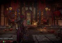 MK11 Jacqui Briggs & Cetrion Chest Shang Tsung Throne Room Locations