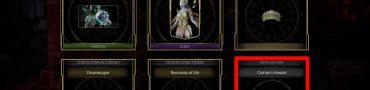 MK11 Krypt Cetrion's Amulet Location - Kytinn Hive Puzzle Solution