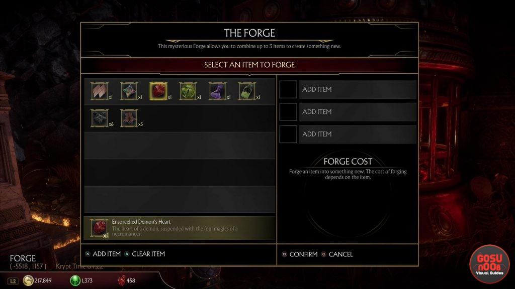MK11 Shinnok's Amulet Krypt Kytinn Hive Puzzle - How to Get