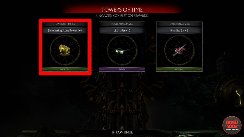 Mortal Kombat 11 Summoned Tower Keys - How to Get