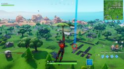 fortnite br follow treasure map signpost junk junction