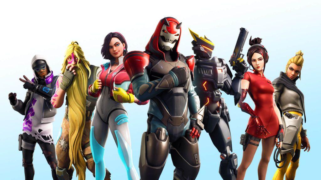 fortnite season 9 skins