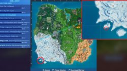 fortnite where to find fortbyte 36