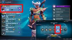 how to equip dauntless weapon mods