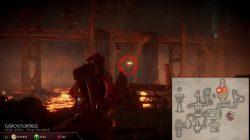 mk11 goro's fortress fire skull