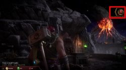 mk11 krypt enssorcelled demons heart shinnoks amulet
