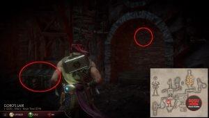 mortal kombat 11 scorpion chest armory