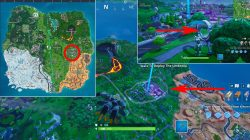 neo tilted mega mall fortnite weekly challenge slip streams locations