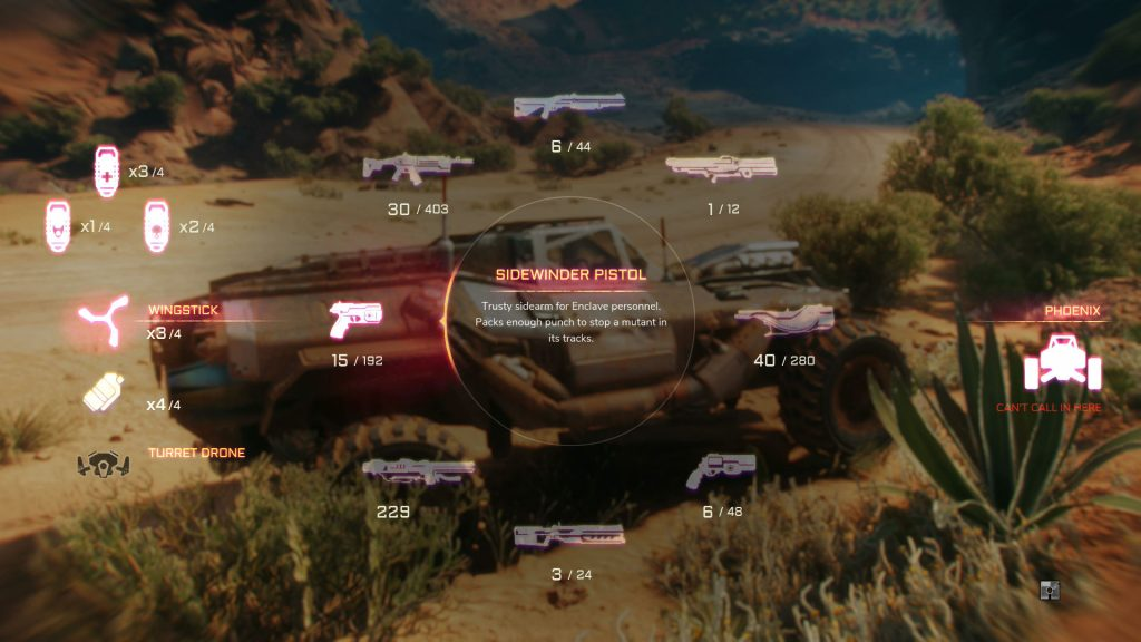 rage 2 all weapons locations