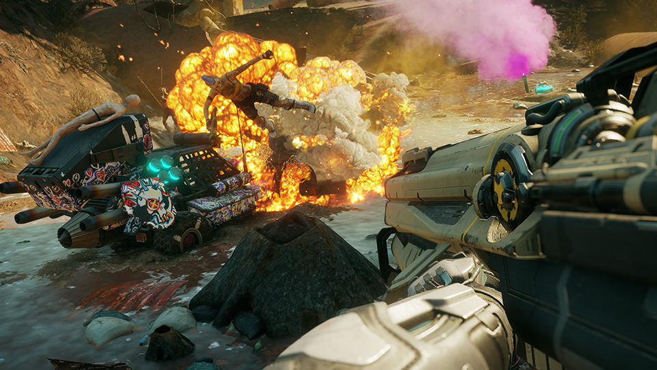 rage 2 cheat codes