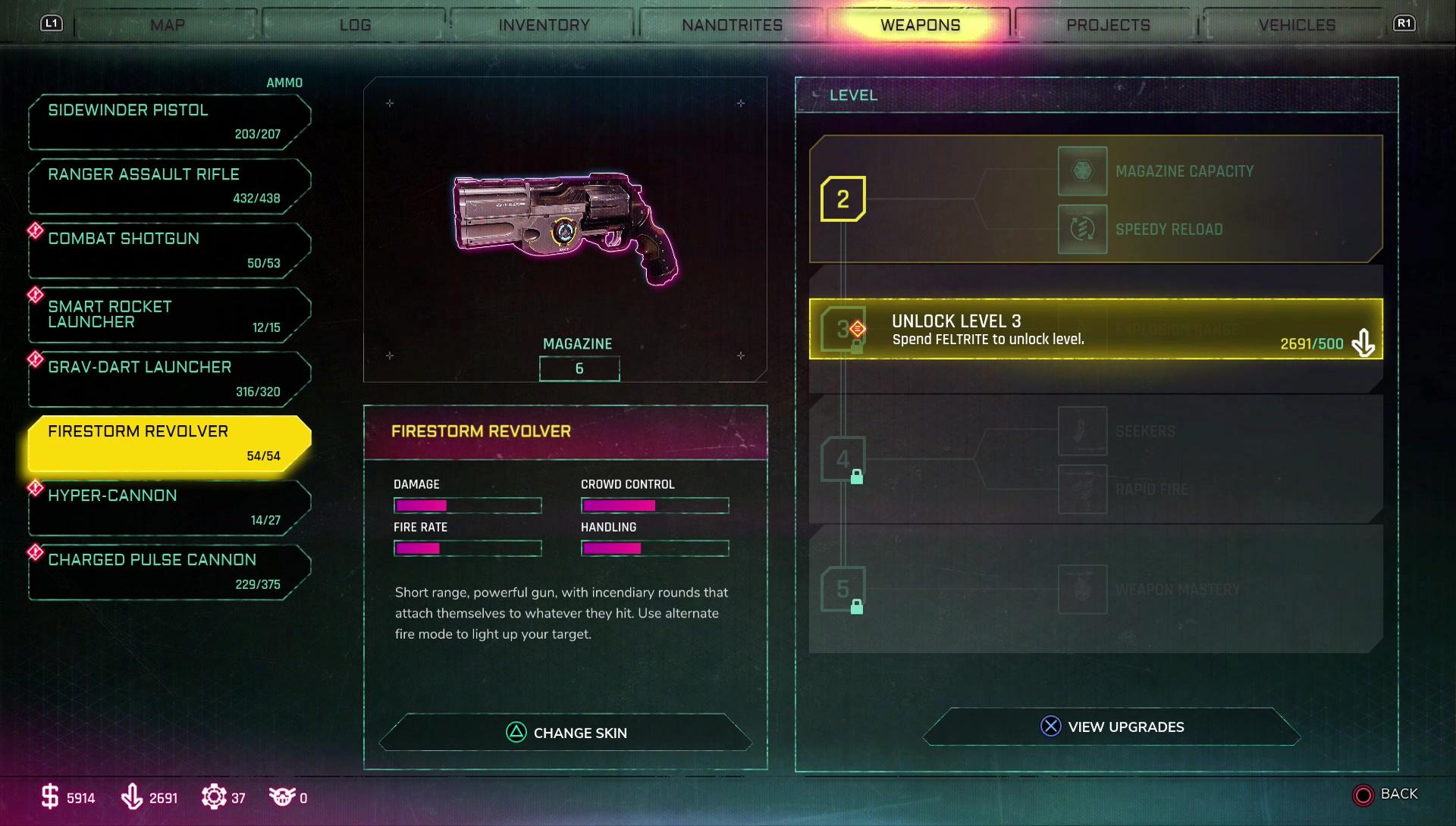 Rage 2 Firestorm Revolver Location - How to Get | 1920 x 1090 jpeg 527kB