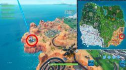 where to find john wick house fortnite season 9