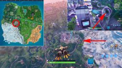 where to find neo tilted mega mall slip stream fortnite weekly challenge