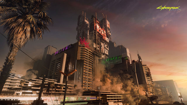 Cyberpunk 2077 Will Feature Badlands Outside of Night City