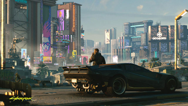 Cyberpunk 2077 on GOG Offers Extra Digital Goodies