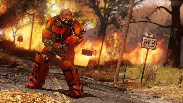 Fallout 76 Nuclear Winter Battle Royale Sneak Peek Extended Indefinitely