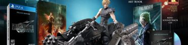 Final Fantasy VII Special Edition & Pre-Order Bonuses Announced