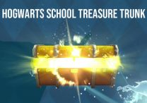 Harry Potter WU Treasure Trunks - How to Open Treasure Chests