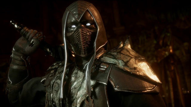 Mortal Kombat 11 Noob Saibot Klassic Skin Easter Egg Discovered