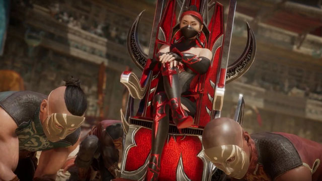 Mortal Kombat 11 Ranked Mode Kombat League Released