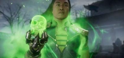 Mortal Kombat 11 Shang Tsung Reveal Trailer Confirms DLC Characters