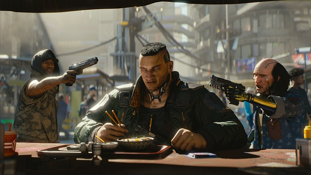 cyberpunk 2077 multiple endings