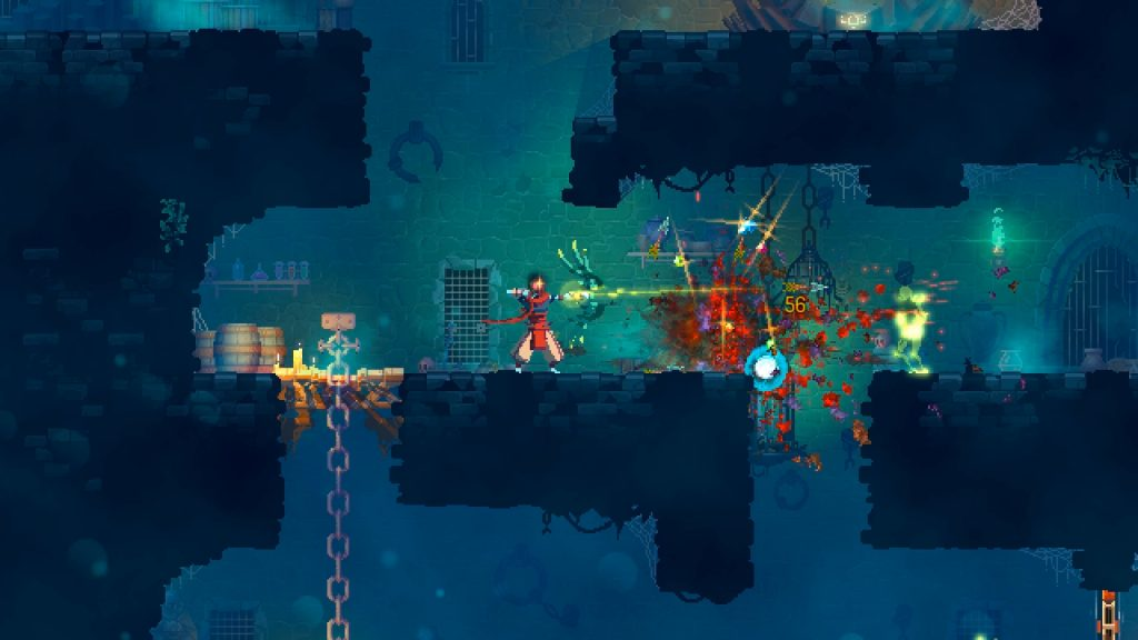 dead cells rampager update