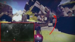 destiny 2 imperial treasure map io endless gate