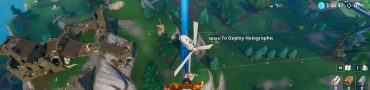 fortnite visit different wind turbines in single match