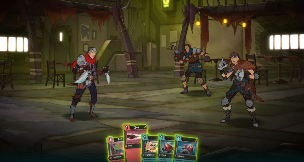 Griftlands Re-Announced As a Roguelike Deck-Building Game