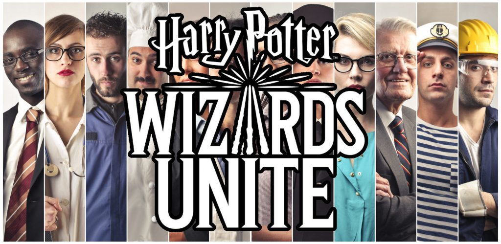 harry potter wizards unite professions