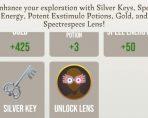 harry potter wizards unite spectrespecs lens