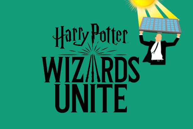 harry potter wizards unite spell energy