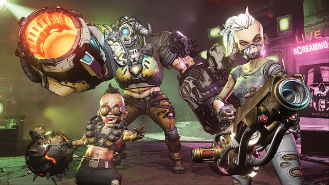 Borderlands 3 Won't Feature Cross-Play at Launch Confirmed