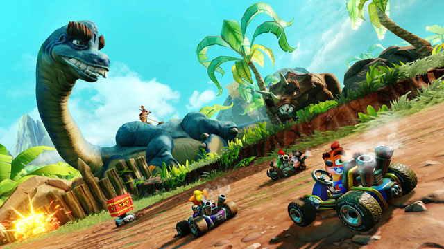 Crash Team Racing Adding Microtransactions in Early August