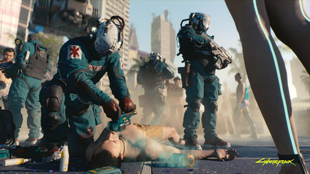 Cyberpunk 2077 Police & Other Law Enforcement Explained by Developer