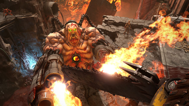 DOOM Eternal Will Have Battlemode Asymmetrical Multiplayer Mode