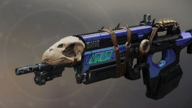 Destiny 2 Bad Juju Exotic Pulse Rifle - How to Get