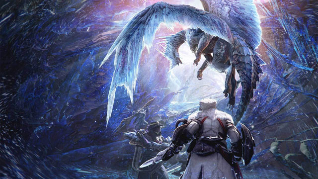 Monster Hunter World Iceborne Will Be the Game's Only Expansion