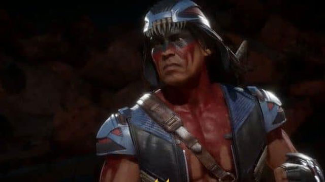 Mortal Kombat 11 Director Gives Players Glimpse of Nightwolf