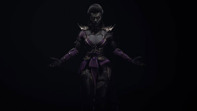 Mortal Kombat 11 Gets First Sneak Peek at Sindel