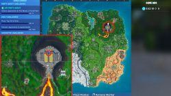 fortnite battle royale singularity helmet locations