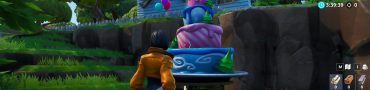 fortnite birthday cake locations 2nd birthday