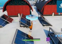 fortnite br visit solar arrays snow desert jungle
