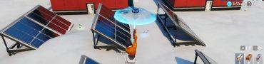 fortnite br visit solar arrays snow desert jungle