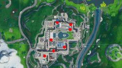 where to find public service announcements fortnite neo tilted locations