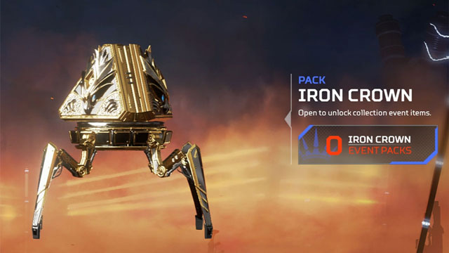 Apex Legends Iron Crown Event Cosmetics Anger Player Base