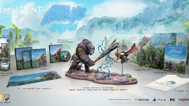 Biomutant Most Expensive Special Atomic Edition Will Cost $399