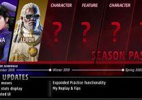 Tekken 7 Season 3 Will Add Two Characters Zafina & Leroy